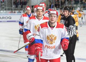 Nach 30 guten Minuten: Nationalteam muss gegen russische B-Auswahl am Ende eine 2:8-Klatsche einstecken