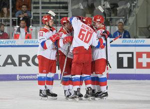 Makeyev schießt Sbornaja mit vier Treffern im Alleingang zum Erfolg gegen die Slowakei