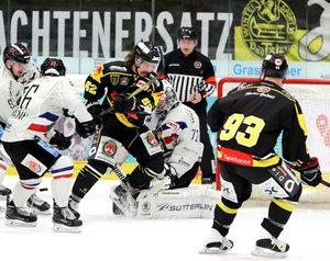 Riessersee gewinnt Top-Spiel, Überraschungen in Heilronn und Weißwasser, Ravensburg fertigt den Spitzenreiter ab