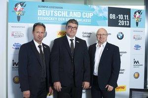 Deutschland Cup Wirft Seine Schatten Voraus Ich Will Spieler Die