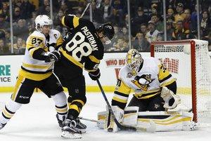 Boston gegen Pittsburgh am Freitagabend, 19 Uhr, live bei SPORT1 im FreeTV