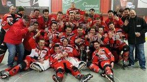 Ausgeglichene Liga, drei Aufsteiger: Skaterhockey-Bundesliga startet in die neue Saison