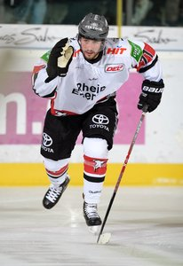 <p>Travis Turnbull spielt künftig in Iserlohn. Foto: City-Press</p>