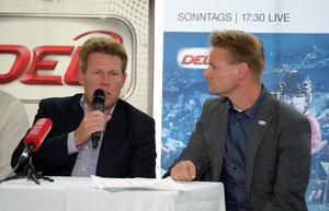 Unterstützung sieht anders aus: DEL2-Geschäftsführer René Rudorisch nimmt Stellung zum neuen Kooperationsvertrag