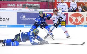 Eisbären Berlin gewinnen beim ERC Ingolstadt mit 3:2