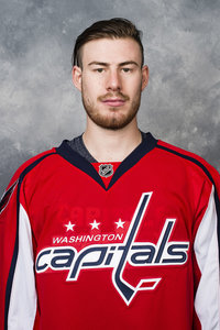<p>Philipp Grubauer<br/>Foto: NHL Media<br/></p>