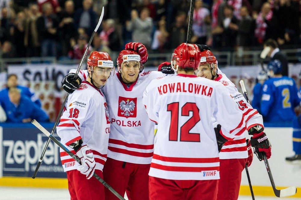 Eishockey Polen