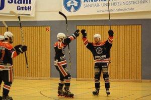 Samurai Iserlohn gewinnt erstes Finalspiel um die deutsche Meisterschaft