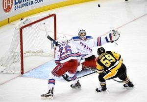 Rangers beenden Serie der Penguins, New Jersey gewinnt Top-Spiel, Greiss bekommt sechs Gegentore