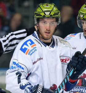 Kontrakt bis 2019: Iserlohn bindet Deutsch-Kanadier Weidner um eine weitere Spielzeit
