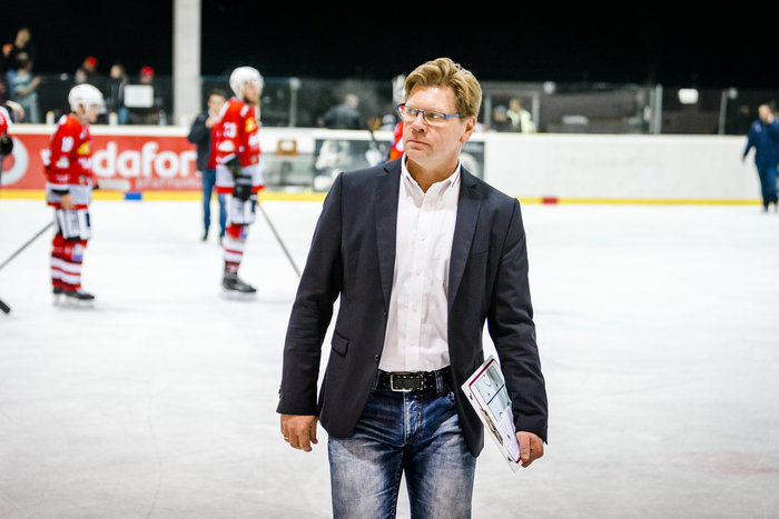 Eisbären Regensburg trennen sich von Peppi Heiß – Früherer Nationaltorhüter war erst seit Sommer beim Club aus der Oberliga Süd
