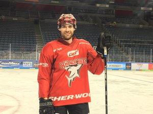 """Köln holt erfahrenen US-Stürmer Bill Thomas – Mahon: """"Er hat auf jedem Eishockey-Niveau gezeigt, dass er für seine Teams eine Verstärkung ist"""""""