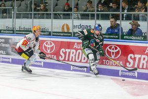 """Augsburg mit """"Big Point"""" im Rennen um Platz zehn, Straubing gewinnt Kellerduell in Krefeld, Ingolstadt ringt Grizzlys nieder"""
