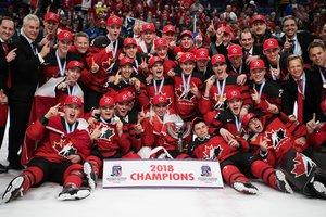 3:1 im Endspiel gegen Schweden: Kanada erstmals seit 2015 wieder U20-Weltmeister