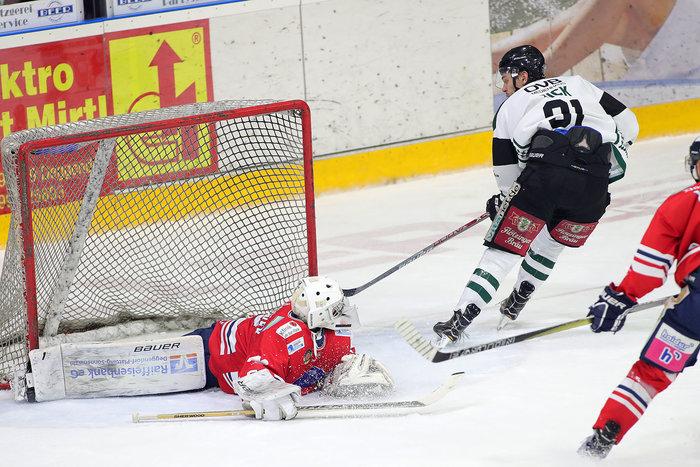 Rosenheim entscheidet Top-Spiel für sich, Regensburg steht in der Meisterrunde, für Lindau wird es eng