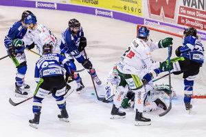 Mannheim übernimmt Tabellenspitze, Ingolstadt gewinnt Spitzenspiel, Schwenningen verliert den Anschluss