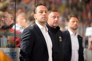 Bundestrainer Marco Sturm benennt Kader für den Deutschland Cup in Krefeld – Fabio Pfohl debütiert, Justin Krueger tritt zurück