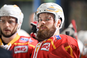 Kaufbeurens Sami Blomqvist ist der Spieler des Monats Oktober in der DEL2