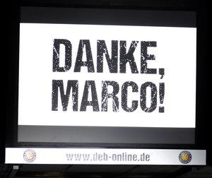 """Bundestrainer Marco Sturm: """"Ich war nicht nur Trainer, sondern ich war Teil und Freund der Mannschaft"""""""