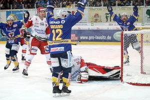 Weißwasser mit Last-Second-Sieg im Derby, Deggendorf dreht weiter auf, Ravensburg verliert erstmals daheim