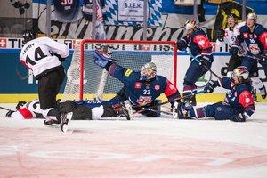 Showdown in Malmö: EHC Red Bull München muss in Schweden knappen 2:1-Vorsprung verteidigen