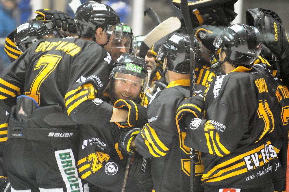 Schafft der EV Füssen in der vierten Saison nach dem finanziellen Aus die Rückkehr in die Oberliga?