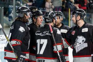 Thomas Sabo Ice Tigers bestätigen Aufwärtstrend und schlagen die Fischtown Pinguins Bremerhaven deutlich mit 7:3