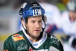 Augsburgs Matt White ist Spieler des Monats November in der DEL