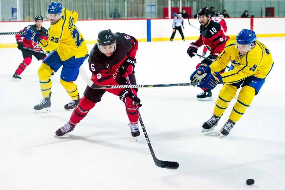 Wer wird Olympiasieger 2018 im Eishockey?