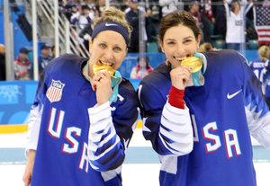 Kanadische Dominanz gebrochen: US-Girls gewinnen nach Penalty-Krimi die Goldmedaille in Pyeongchang