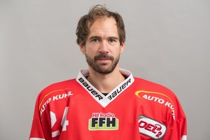 Harry Lange vom EC Bad Nauheim – der einzige Spieler, der alle 262 Spiele der DEL2 absolviert hat – beendet seine Karriere