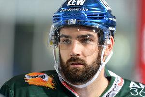 Augsburger Panther verlängern mit Scott Valentine – Kanadischer Verteidiger bleibt bis zum Ende der Saison 2018/19