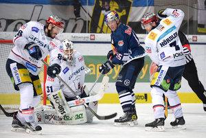 Überzeugende Eisbären mit Matchwinner Vehanen gewinnen das erste Finalspiel bei Meister München mit 4:3