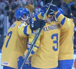 Eiskalte Schweden ziehen in das Endspiel der Weltmeisterschaft ein – Traum von der Titelverteidigung bleibt am Leben