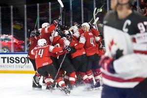Sensation in Kopenhagen: Schweiz schlägt Kanada und fordert nun Schweden zur Finalrevanche von 2013