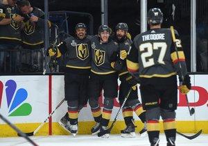 Vierte Sturmreihe dreht turbulente Partie: Las Vegas gewinnt Spiel eins des Stanley-Cup-Finales gegen Washington mit 6:4
