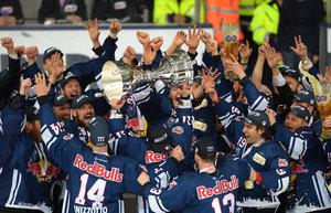 EHC Red Bull München wird europäische Mannschaft des Jahres