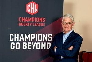 DEB-Präsident Franz Reindl neu in den Vorstand der Champions Hockey League gewählt