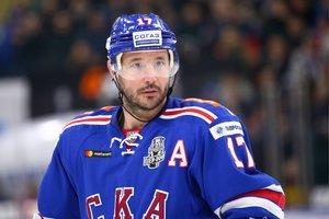 Los Angeles Kings Statten Ilya Kovalchuk Mit Einem Dreijahresvertrag