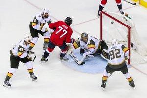 Nach 6:2-Erfolg in Spiel vier: Washington Capitals noch einen Sieg vom Gewinn des Stanley Cups entfernt