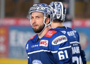 Richie Mueller sorgt mit seinem Wechsel vom SC Riessersee zu den Kassel Huskies für eine Überraschung