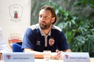 Jetzt fix: Robert Hoffmann muss die Lausitzer Füchse nach einem Konflikt mit dem neuen Co-Trainer Chris Straube verlassen