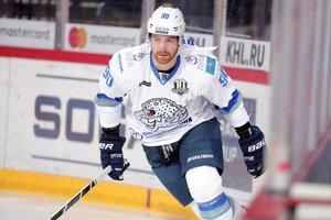 Straubing Tigers statten Verteidiger Jordon Southorn mit einem Tryout-Vertrag aus - Kanadier spielte zuletzt für Barys Astana in der KHL