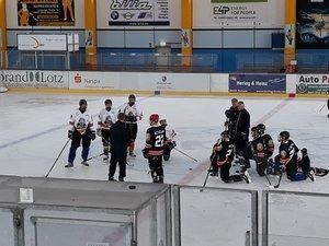 Die ersten Impressionen aus dem HockeyCampHessen der Löwen Frankfurt