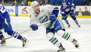 Grizzlys Wolfsburg holen Angreifer Cole Cassels in die DEL – 23-jähriger US-Amerikaner kommt aus der AHL
