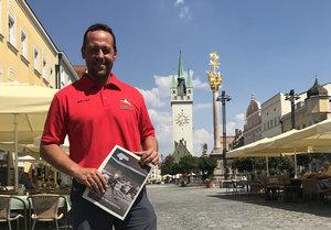"""Bundestrainer Marco Sturm bleibt in Deutschland wohnen und sagt erneut: """"Wir müssen einfach schneller junge Spieler produzieren."""""""
