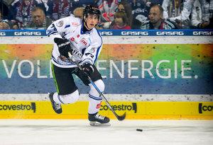 Köln verpflichtet US-Amerikaner Mike Zalewski von den Straubing Tigers