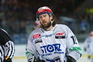 Schwenninger Wild Wings verlängern Vertrag mit Stürmer Andreé Hult