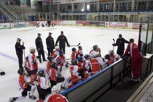 """""""Die Kids haben großes Interesse und großen Lernwillen gezeigt"""" – Chefcoach Johan Sundberg war mit der Trainingsgruppe zufrieden"""