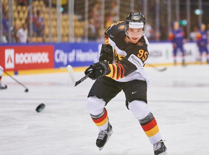 Nationalspieler Frederik Tiffels spielt ab sofort für die Kölner Haie